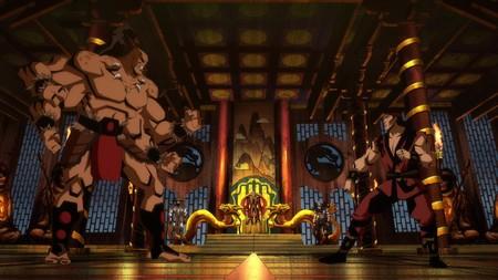 Mortal Kombat Legends Scorpions Revenge 34