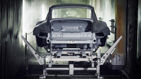 Porsche Project Gold trasera