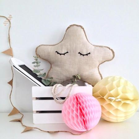 DecoSweet, preciosos accesorios de tela para tu bebé