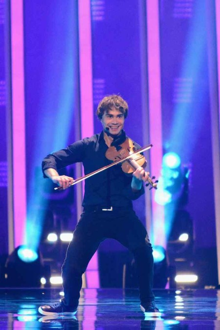Alexander Rybak Representing Norway Eurovision Song Contest 2018 Final