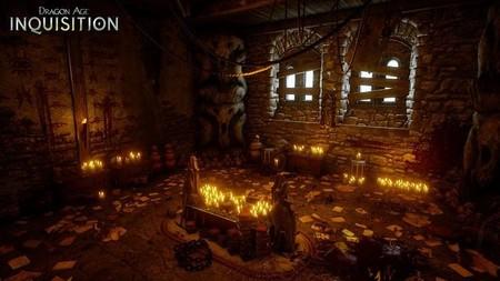 Estas imágenes de Dragon Age: Inquisition producen escalofríos