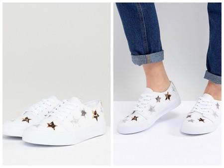 Zapatillas Estrellas Asos