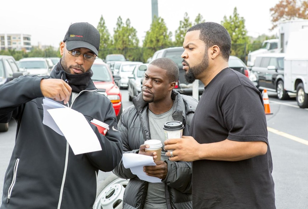 Tim Story Kevin Hart Ice Cube