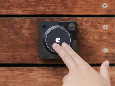 El Doorbell Cam Pro es un timbre inteligente que permite controlar quién llama a la puerta sin levantarse del sofá