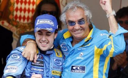 Fernando Alonso huele cada vez más a piloto de Renault