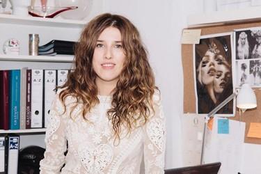 """Entrevista con Carolina Otaduy: """"El diseño de vestidos de novia tiene algo muy especial, casi mágico"""""""