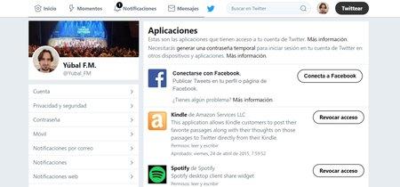 Cómo administrar las aplicaciones que tienen acceso a tu cuenta de Twitter