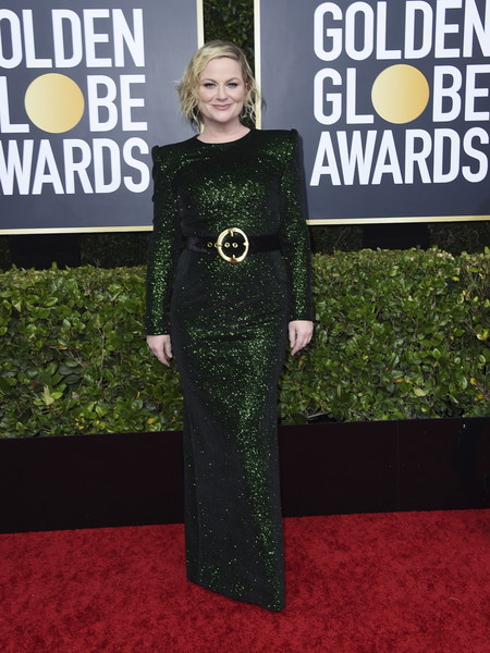 Amy Poehler globos de oro 2020