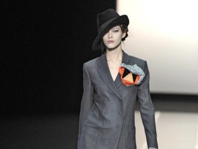 Tendencias otoño-invierno 2012/2013: el traje sastre se reinventa