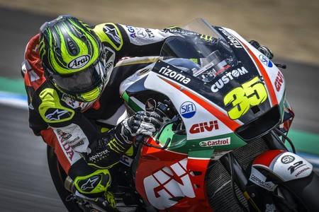 Cal Crutchlow Test Jerez Motogp 2018