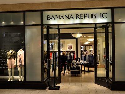 Banana Republic también opta por el EXIT en Reino Unido. Adiós a sus ocho tiendas