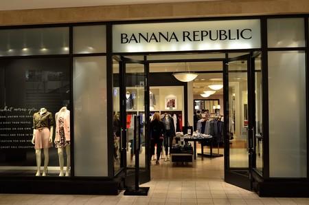 banana republic tambi n opta por el exit en reino unido. Black Bedroom Furniture Sets. Home Design Ideas