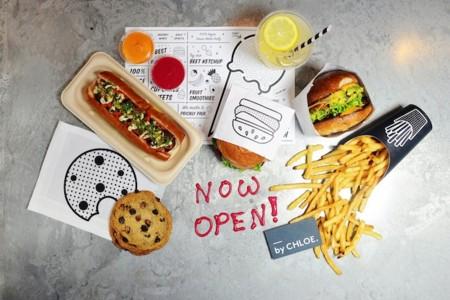 by CHLOE. El restaurante (vegano) neoyorkino que está causando furor