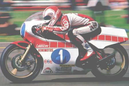 Cecotto Yamaha 500cc