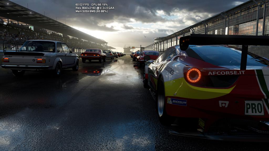 Forza en la nueva Xbox Scorpio