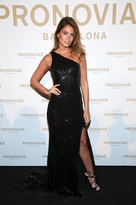 Coral Simanovich Photocall Pronovias Fashion Show