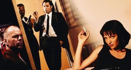 Pulp Fiction como un juego de 8 bits