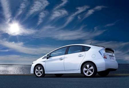 Toyota Prius Tercecra Generación