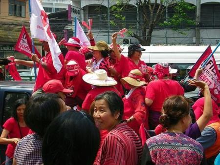 El gobierno tailandés bloquea varias páginas web de la oposición