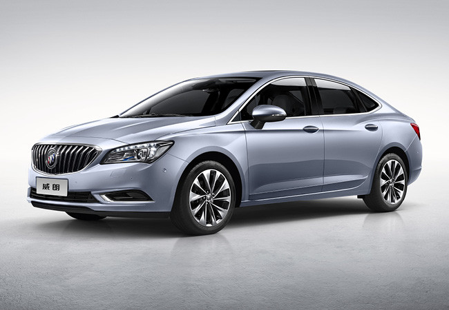 El Nuevo Buick Verano Manda Saludos A Norteamerica Desde China