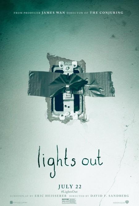 Cartel Apagar Las Luces