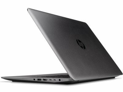 HP ZBook Studio es una potente estación de trabajo portátil que solo pesa 1,9 kilos