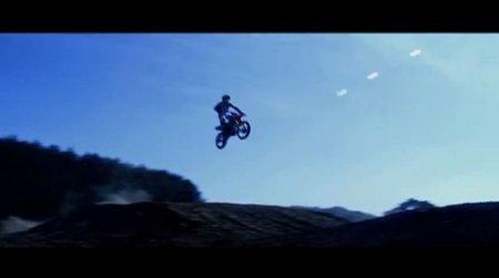 La vida de un piloto de motocross