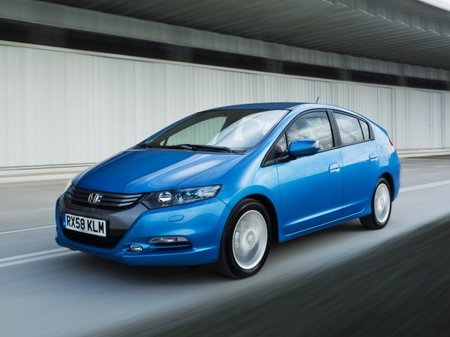 Honda Insight. Ese gran incomprendido