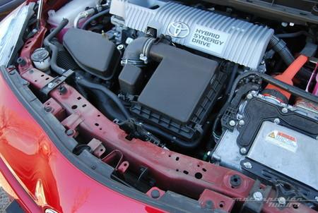 Toyota Prius ecoFLAPS
