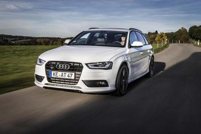 ABT Audi A4 y A4 Avant