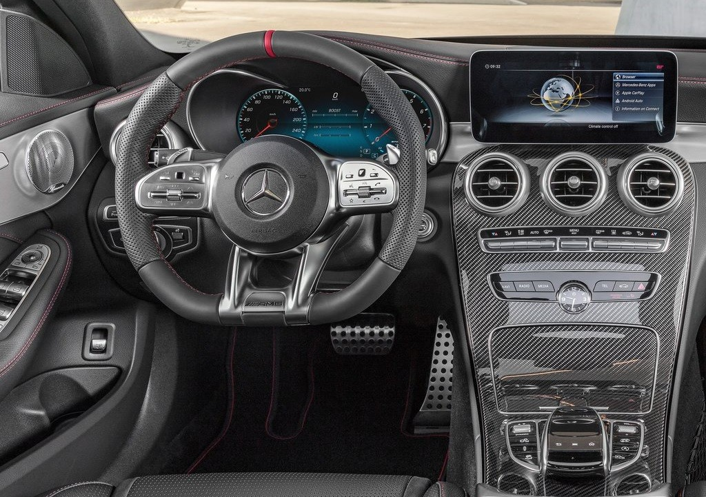 Foto de Mercedes-AMG C 43 4MATIC 2018 (13/15)