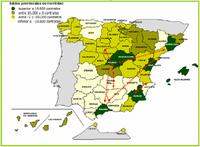 Movilidad geográfica en España, de dónde y hacia dónde