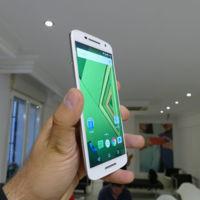 Moto X Play no incorpora algunos sensores como el giroscopio... o al menos eso parece