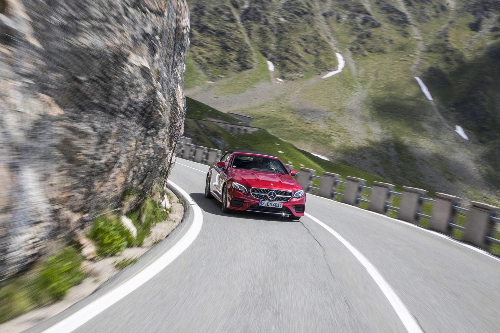 Foto de Mercedes-Benz Clase E Cabrio, toma de contacto (153/156)