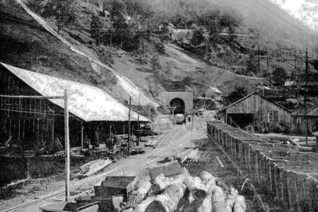 Antigua Tunel