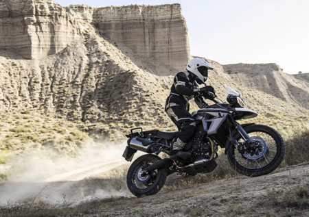 Triumph Tiger Xc Riding 15 Active Safety
