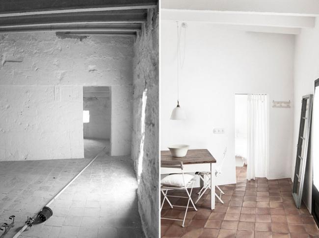 Una aut ntica casa menorquina for Reformar casa vieja uno mismo