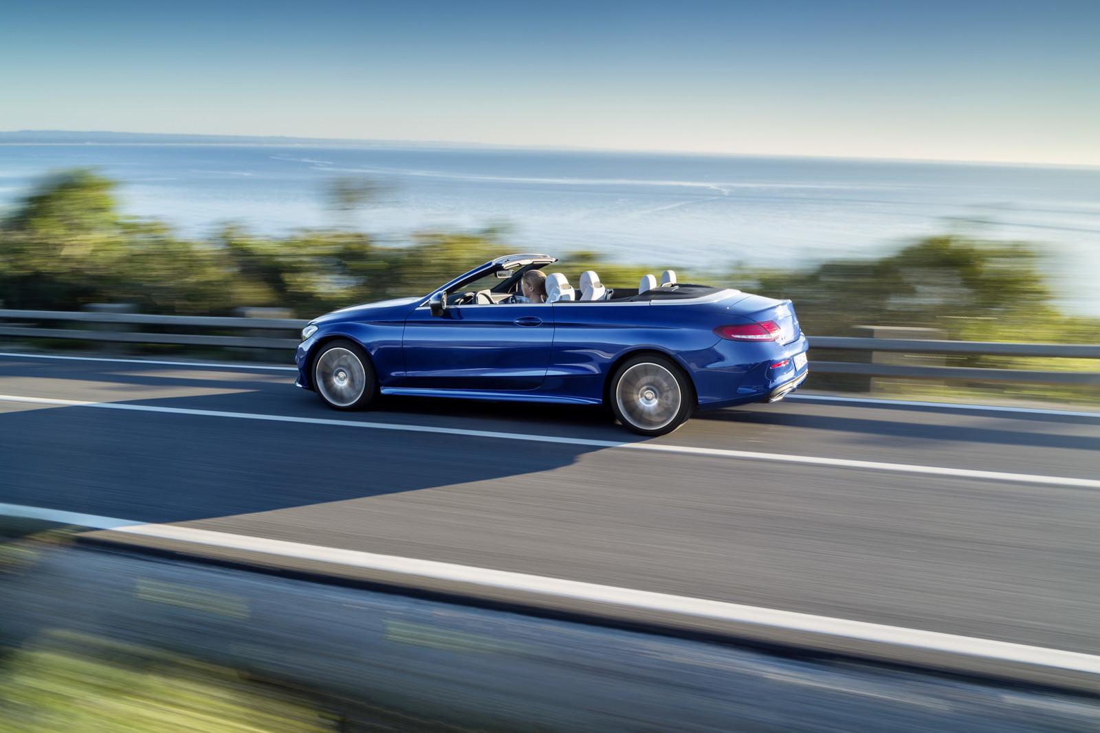 Foto de Mercedes-Benz Clase C y C 43 AMG Cabrio (7/28)