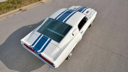 Shelby Mustang Gt500 Super Snake Subasta 10