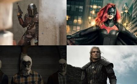 Los 23 estrenos de series más esperados en lo que queda de 2019