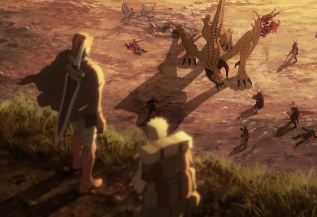 Netflix tiene un anime de 'Dota 2', el popular videojuego de Valve estrenará su serie el próximo 25 de marzo