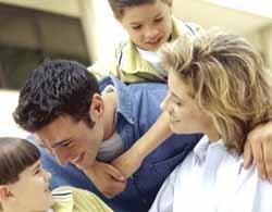 Las ayudas por hijos en España