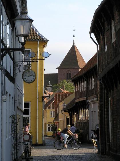 [Semana Santa 2008]: Ribe, la ciudad más antigua de Dinamarca