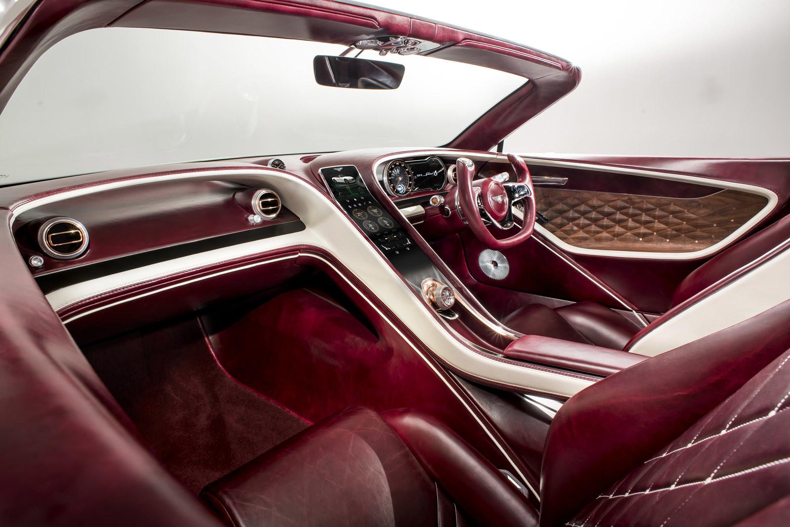 Foto de Bentley EXP 12 Speed 6e concept (7/11)