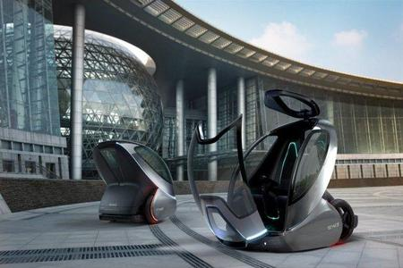 GM da luz verde al EN-V, el transporte del futuro