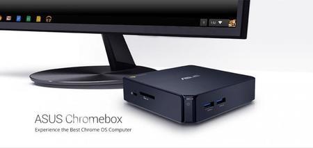 Asus también lanza su mini PC con Chrome OS