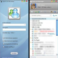 Viste Windows Live Messenger a la Mac OS X