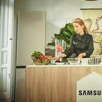 Samsung trae a España su línea de frigoríficos Bespoke: múltiples colores y configuraciones para comprar una nevera personalizada
