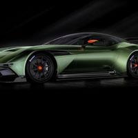 El Aston Martin Vulcan no se limita a hacer erupción en la pista, también podrá en la calle