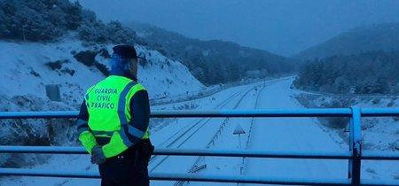 Ojo en las carreteras ante las alertas por nevadas: estas son las vías que la DGT recomienda evitar